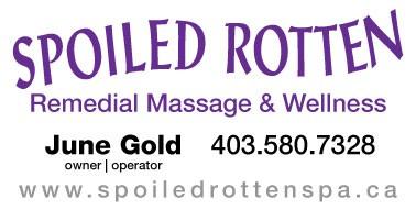 Spoiled Rotten Remedial Massage & Wellness
